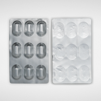 WinForm® Pharmaceutical Blister Pack