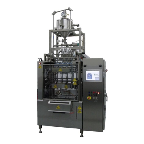 WP-20 Pouch Machine